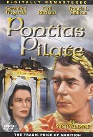 Pontius Pilate Poster