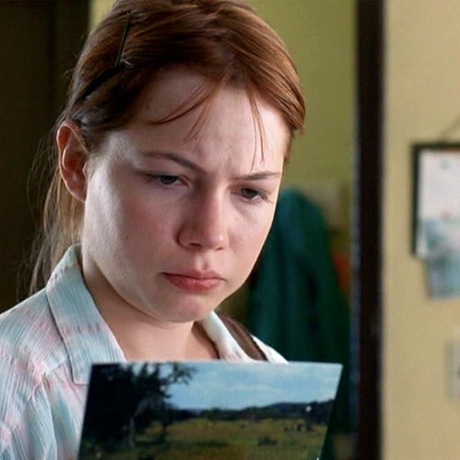 Michelle Williams in Brokeback Mountain (2005)