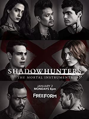 Poster Shadowhunters: The Mortal Instruments