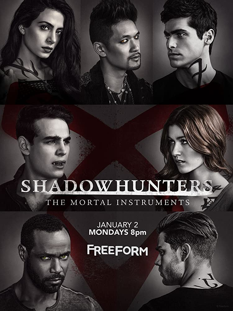 Assistir Shadowhunters Dublado e Legendado Online