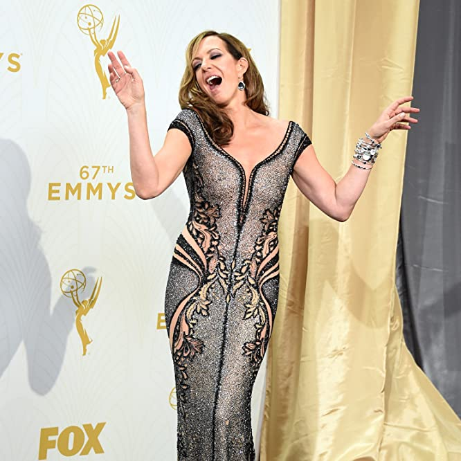 Allison Janney at an event for The 67th Primetime Emmy Awards (2015)