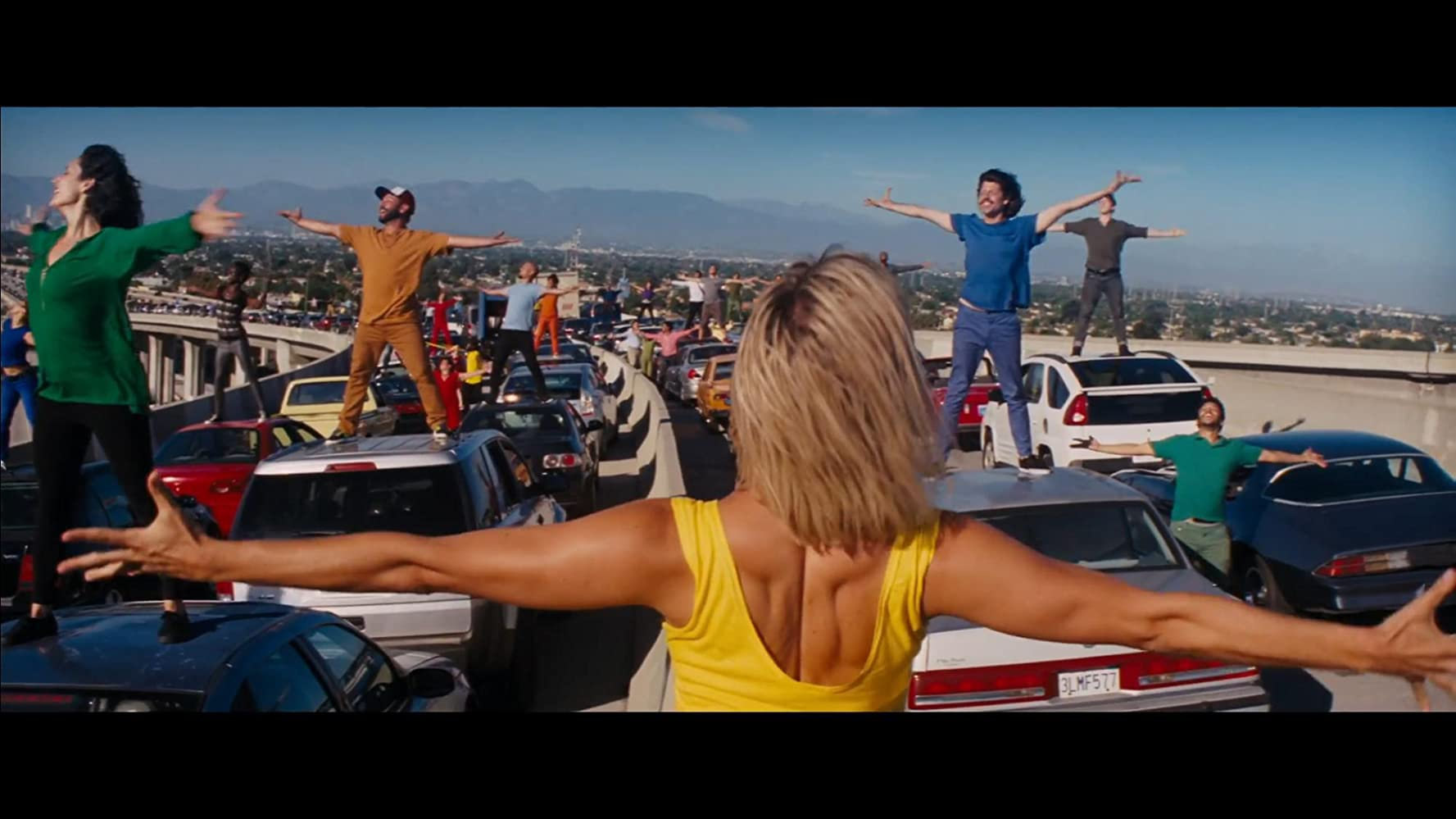 La La Land is a must-see dancing
