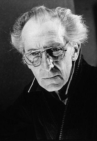 Peter Cushing, c. 1977