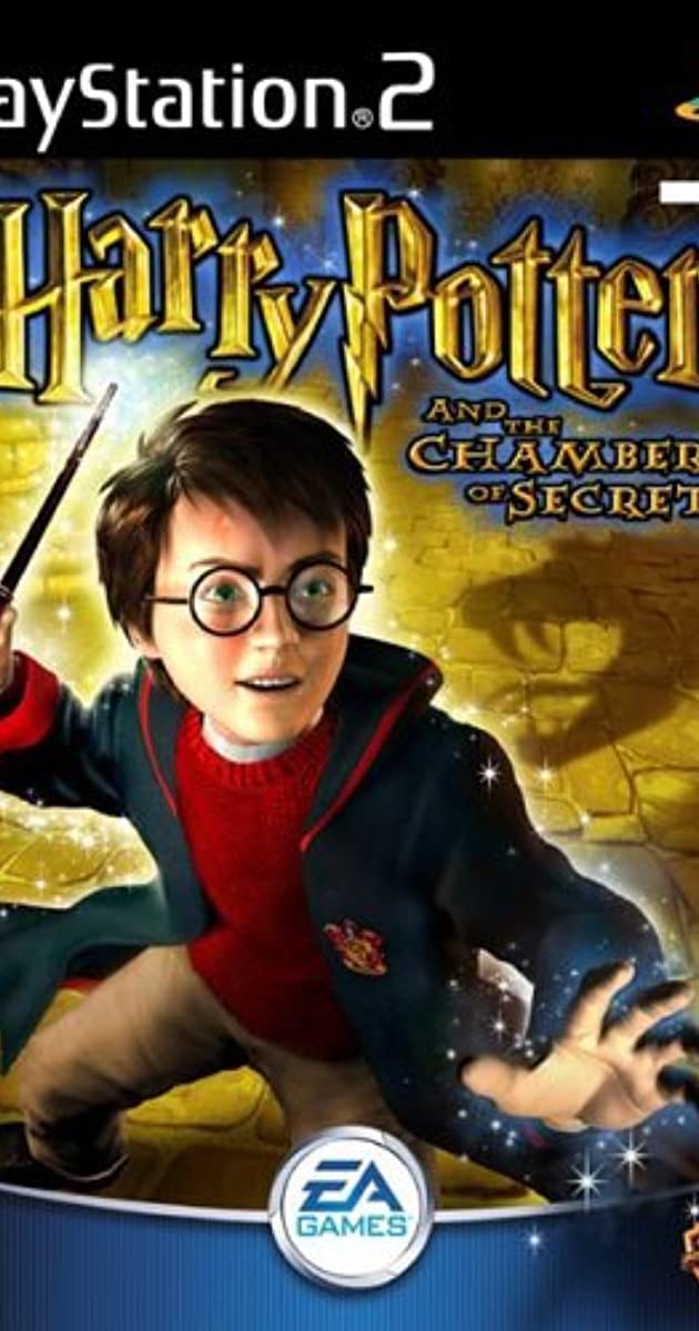 Harry potter and the chamber of secrets video game 2002 - Harry potter chambre secrets streaming ...