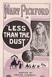 Less Than the Dust Poster