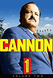 Cannon (1971) Poster - Movie Forum, Cast, Reviews