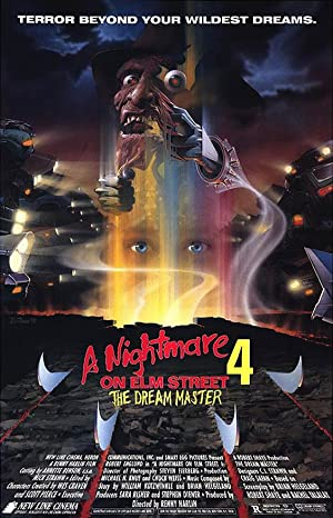 A Nightmare on Elm Street 4: The Dream Master (1988) Download on Vidmate