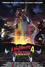 A Nightmare on Elm Street 4: The Dream Master (1988) Poster - Movie Forum, Cast, Reviews