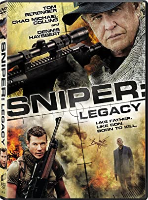 Sniper: Legacy poster