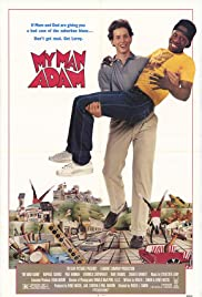 My Man Adam Poster