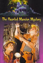 The Haunted Mansion Mystery Poster
