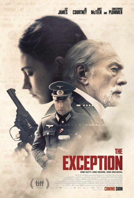 The Exception – Excepţia 2016, film HD online subtitrat în Română