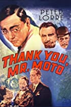 Image of Thank You, Mr. Moto
