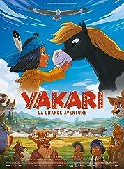 Yakari (2020) poster