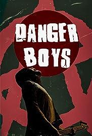 Danger Boys: Punks in Osaka Poster