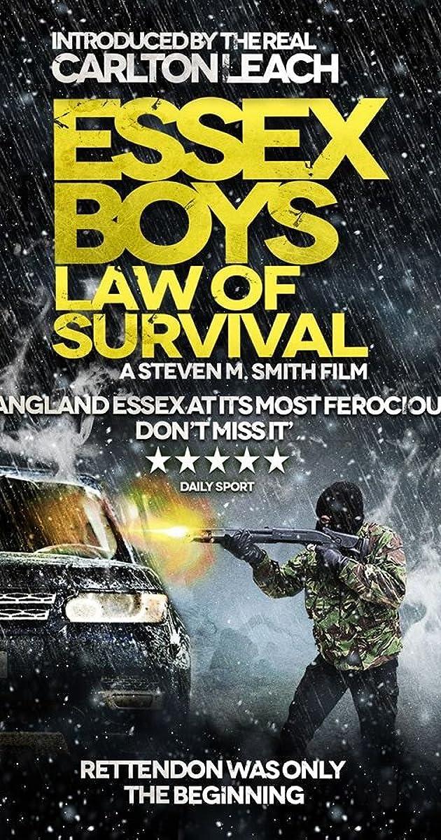 Essex Boys: Law of Survival (2015) - IMDb
