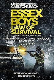 Essex Boys: Law of Survival(2015) Poster - Movie Forum, Cast, Reviews