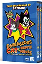 Image of Courageous Cat and Minute Mouse