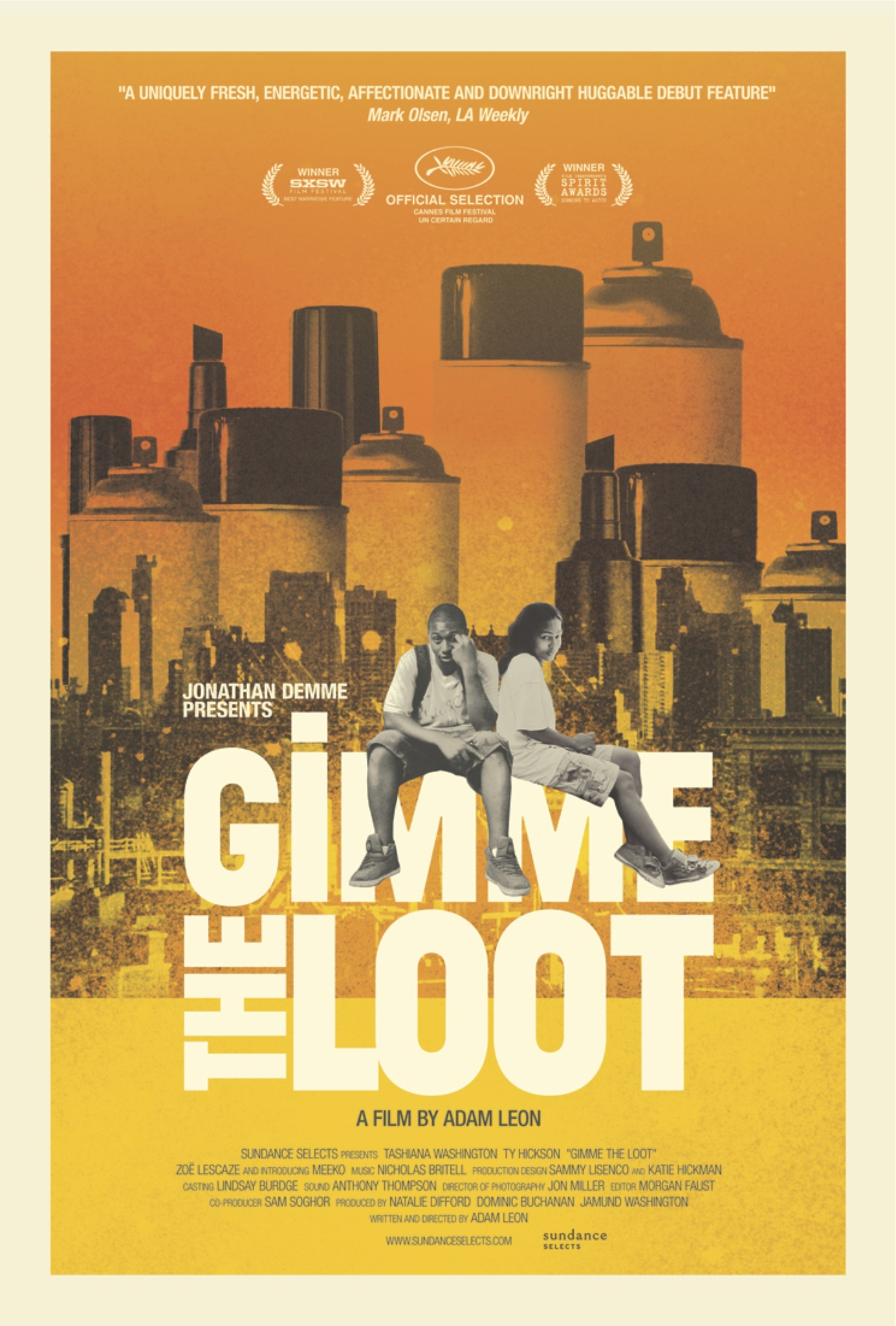 image Gimme the Loot Watch Full Movie Free Online