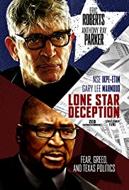 Poster of Lone Star Deception