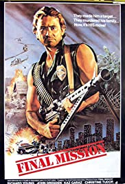 Final Mission (1984) Poster - Movie Forum, Cast, Reviews
