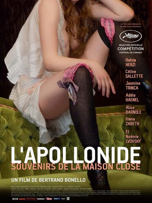 L'Apollonide (Souvenirs de la maison close) film erotic online subtitrat