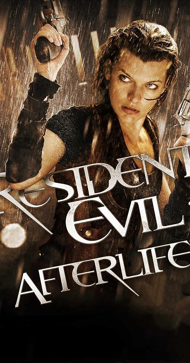 Absoliutus blogis: pomirtinis gyvenimas / Resident Evil: Afterlife (2010) Online