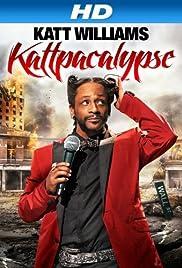 Katt Williams: Kattpacalypse Poster
