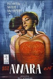 Awaara(1951) Poster - Movie Forum, Cast, Reviews