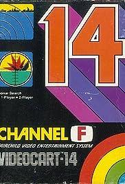 Videocart-14: Sonar Search Poster