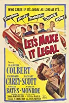 Image of Let's Make It Legal