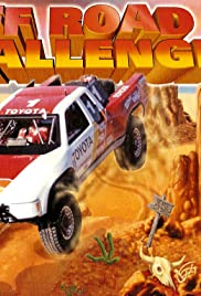 Off Road Challenge Poster