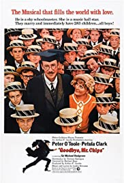 Goodbye, Mr. Chips (1969) Poster - Movie Forum, Cast, Reviews