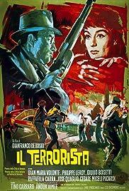 Il terrorista Poster