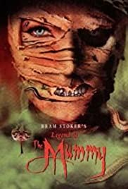 Legend of the Mummy Poster
