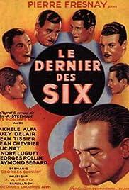 Le dernier des six Poster