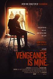 Vengeance Is Mine (2021) poster