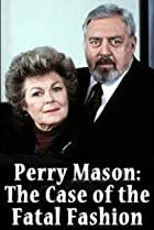 Perry Mason: The Case of the Fatal Fashion (1991) Poster