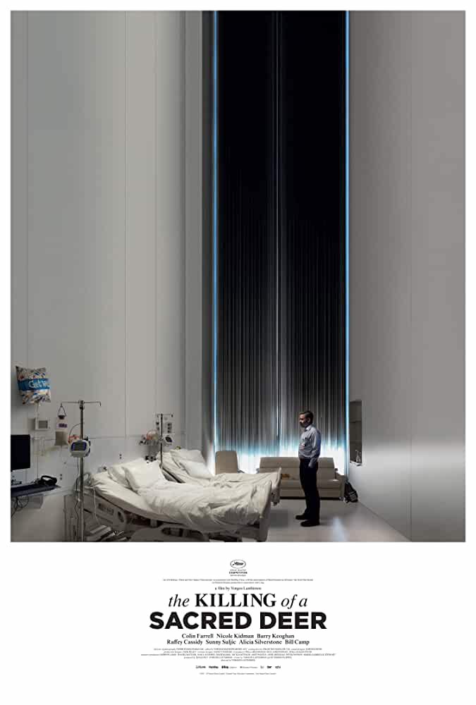 The Killing Of A Sacred Deer 2017 English 720p BRRip full movie watch online freee download at movies365.lol
