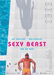 Sexy Beast poster