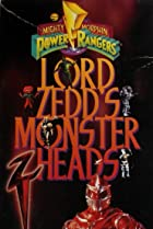 Image of Lord Zedd's Monster Heads: The Greatest Villains of the Mighty Morphin Power Rangers