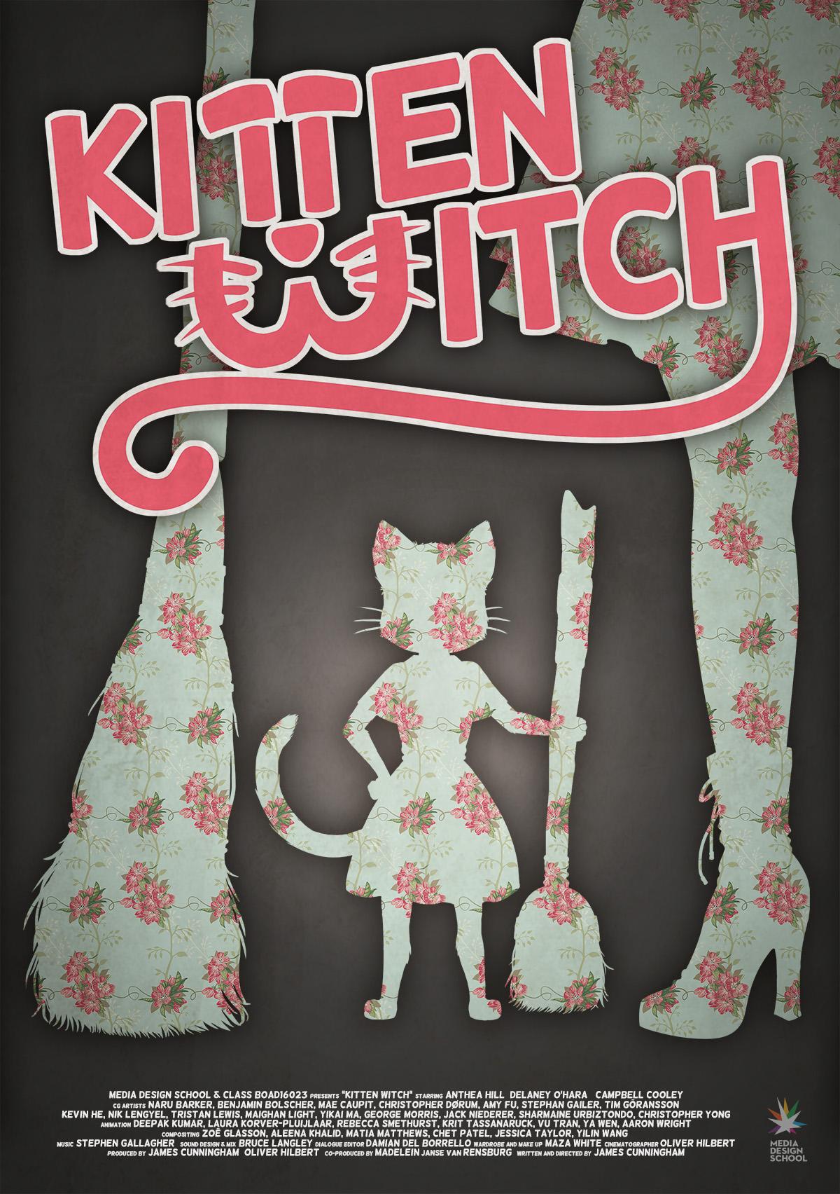image Kitten Witch Watch Full Movie Free Online