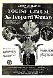 The Leopard Woman Poster