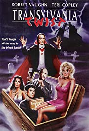 Transylvania Twist Poster