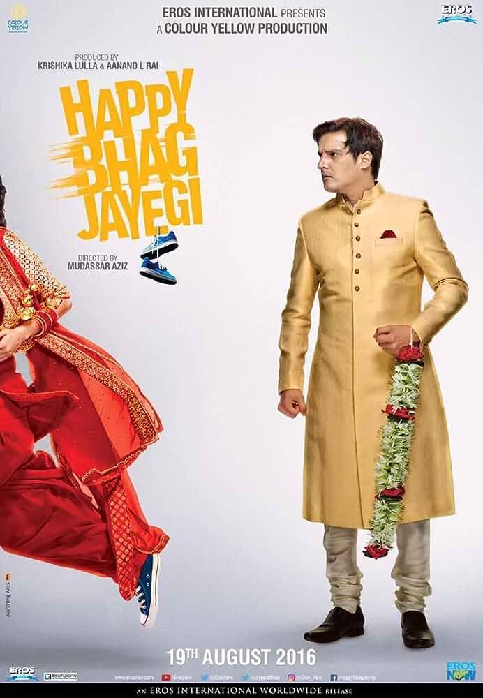 Happy Bhag Jayegi 2016 Full Hindi Movie 720p HDRip full movie watch online freee download at movies365.lol