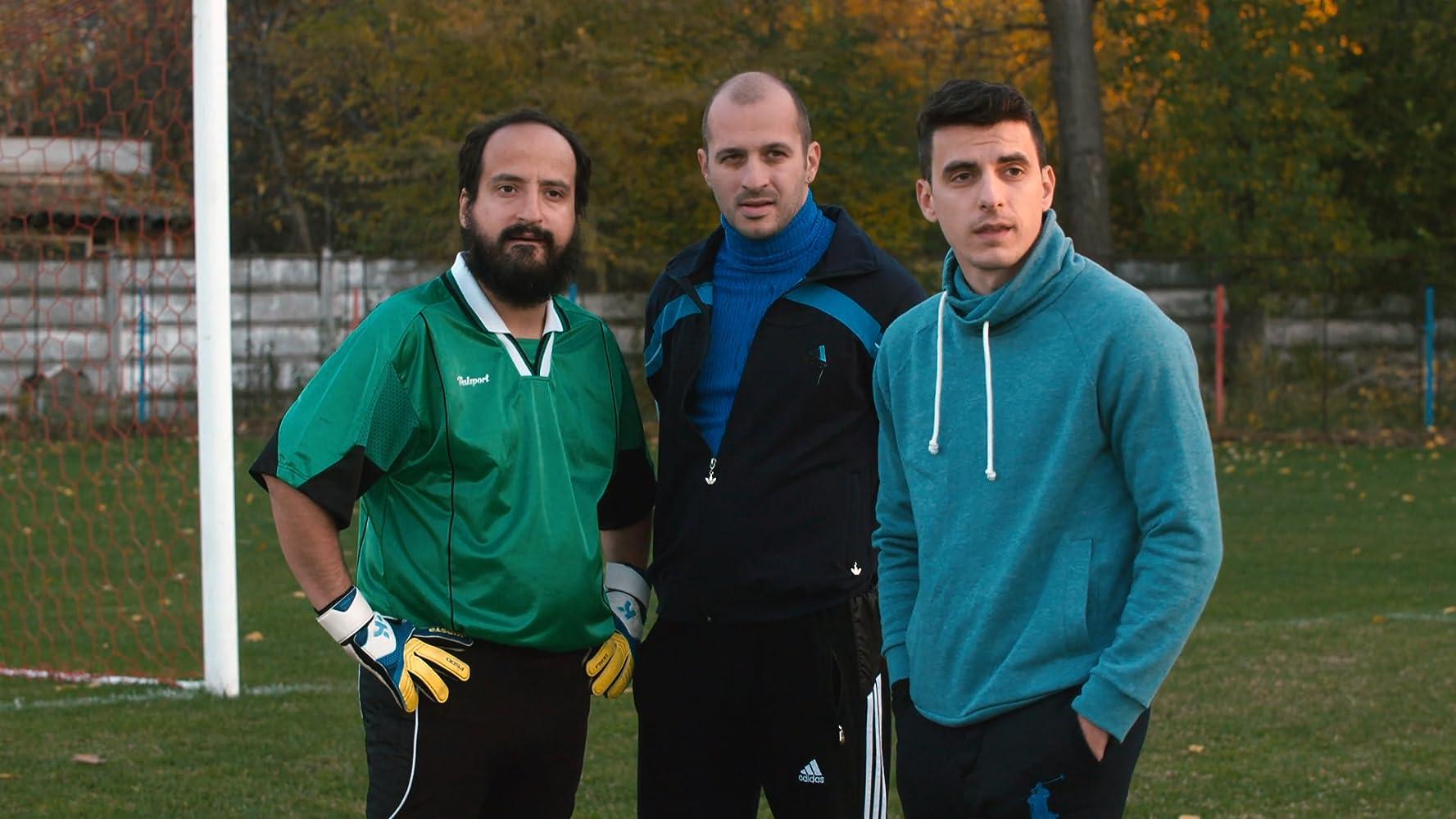 Atletico Textila sezonul 3, ep 01-08
