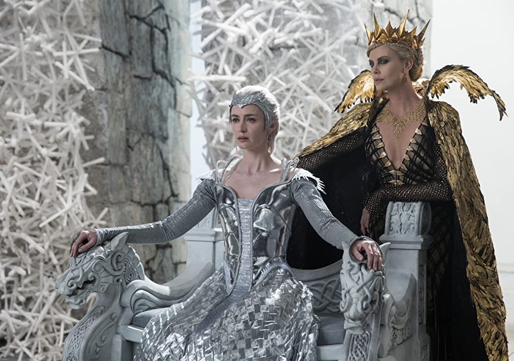Watch The Huntsman: Winter's War the full movie online for free