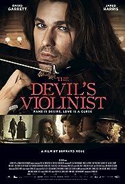 The Devil's Violinist(2013) Poster - Movie Forum, Cast, Reviews