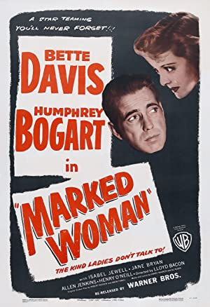 Marked Woman poster