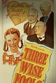 Three Wise Fools Poster